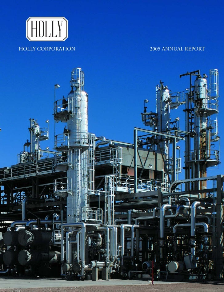 hollycorp.annualreport.2005