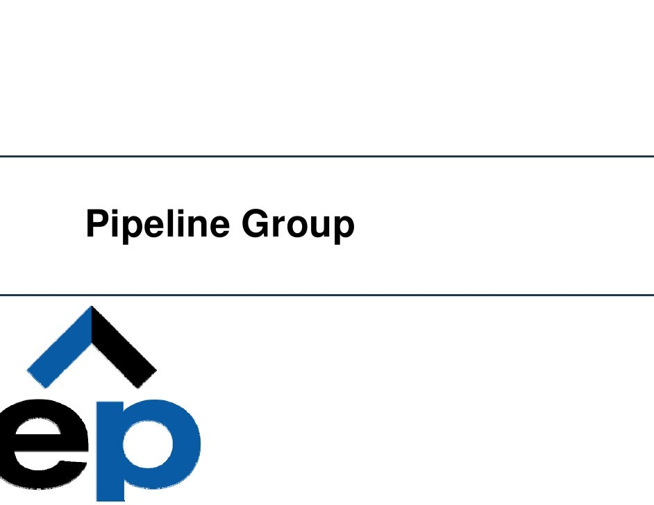 Pipeline Group