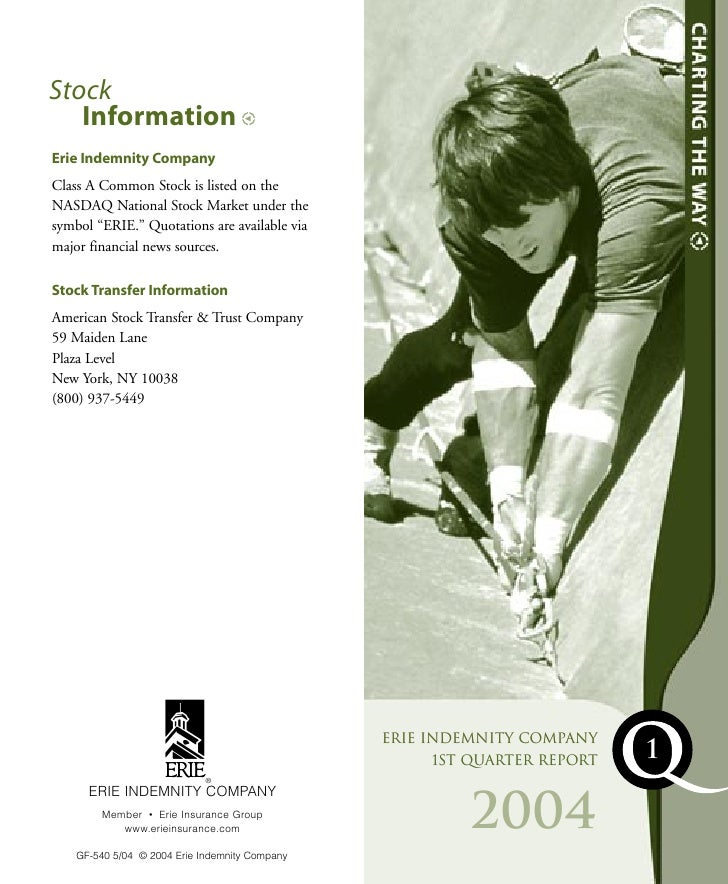 erie insurance group 2004-first-quarter-report