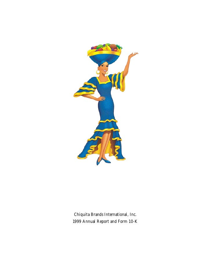 chiquita brands international annual