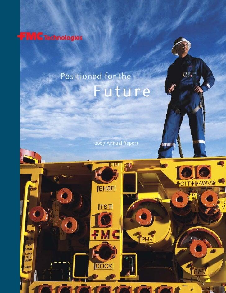 fmc technologies 2007ar
