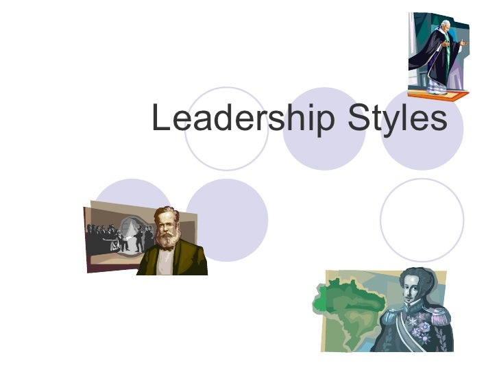 research papers over school leadership styles