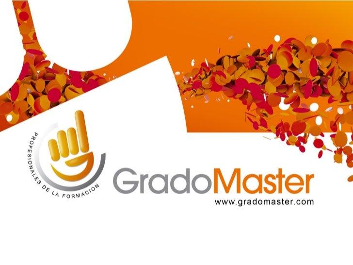 123010 Grado Master Espanol Vs
