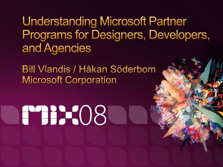Understanding Microsoft Partner Programs for Designers, Developers, and Agencies
