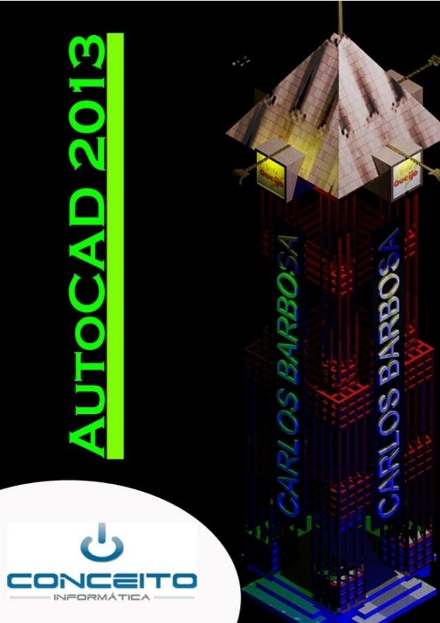 123436039 apostila-auto cad-3d-2012-essencial
