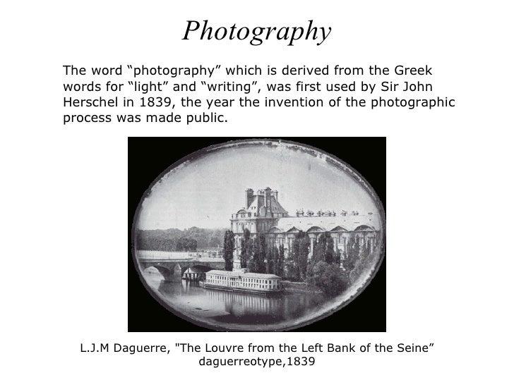 PHOTOGRAPHY 4000 word essay?