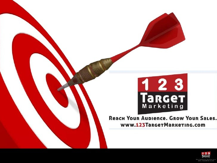 123 Target Marketing Success Stories