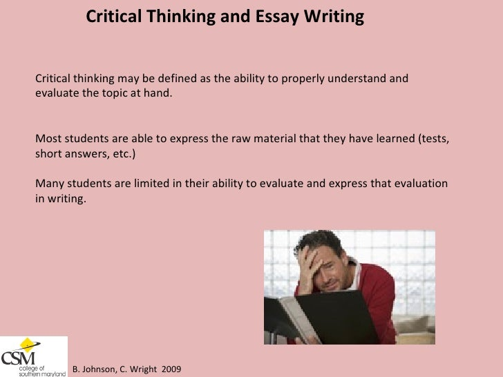 Accounting writing a essay