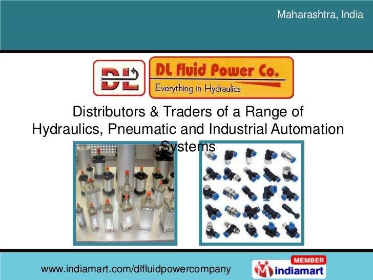 Hydraulic Fittings by DL Fluid Power Company Pune