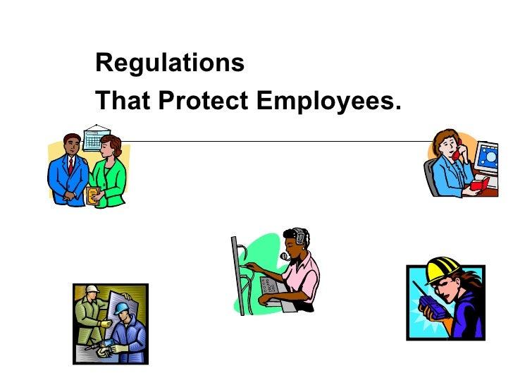 12.4 Employee Regulations