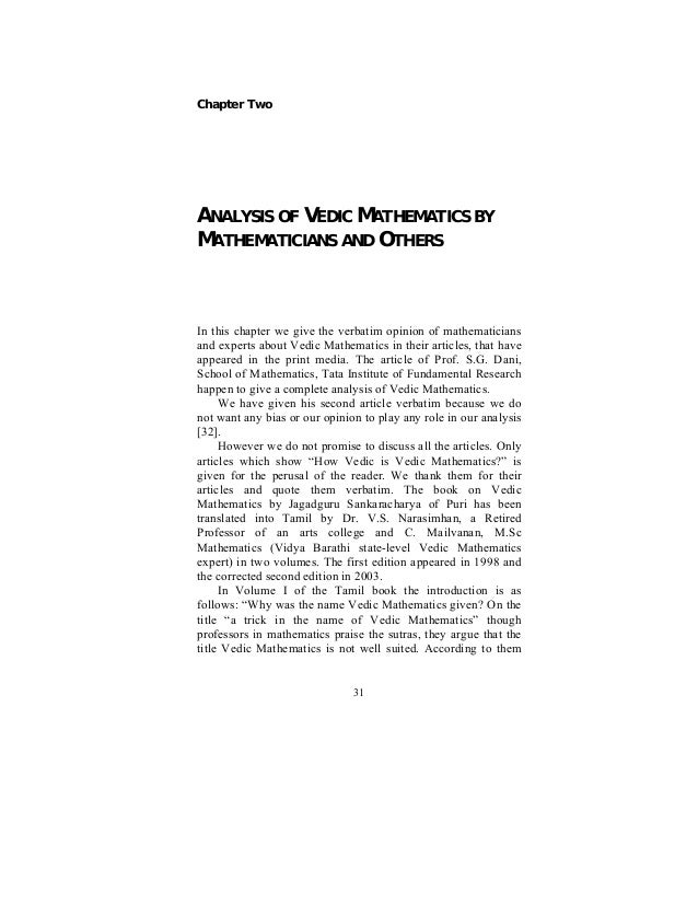 vedic maths book pdf