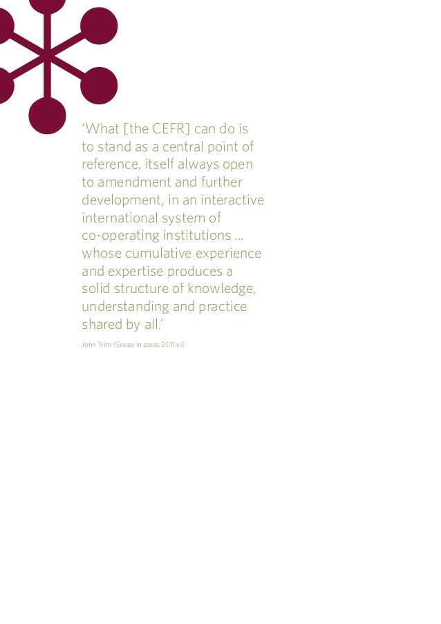 Using-CEFR-Principles of Good Practice
