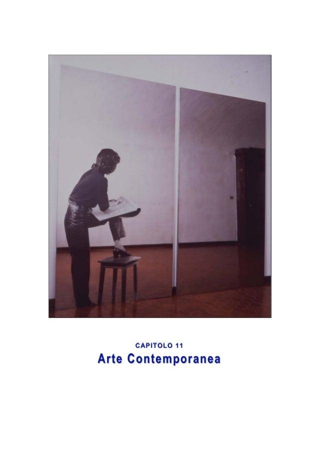 L'arte contemporanea