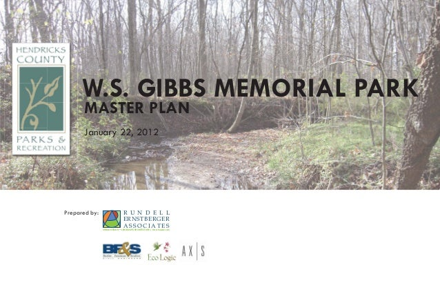 W.S. Gibbs Memorial Park Property Inventory