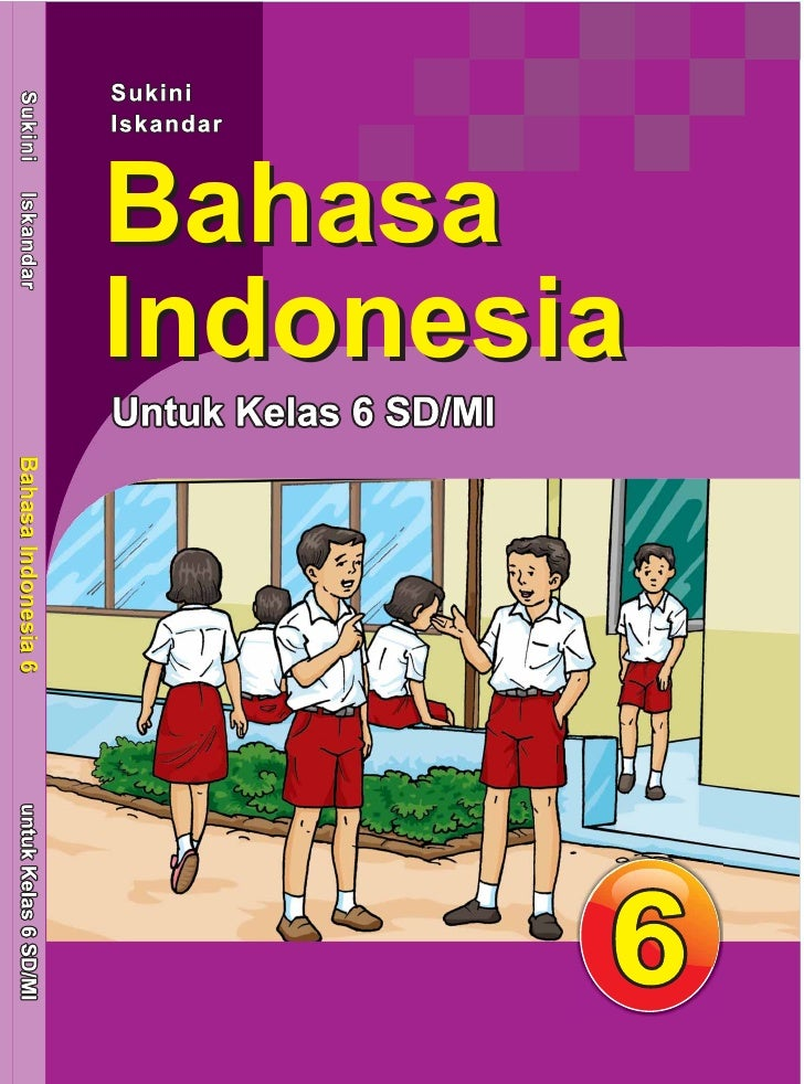 SD-MI kelas06 bahasa indonesia sukini iskandar