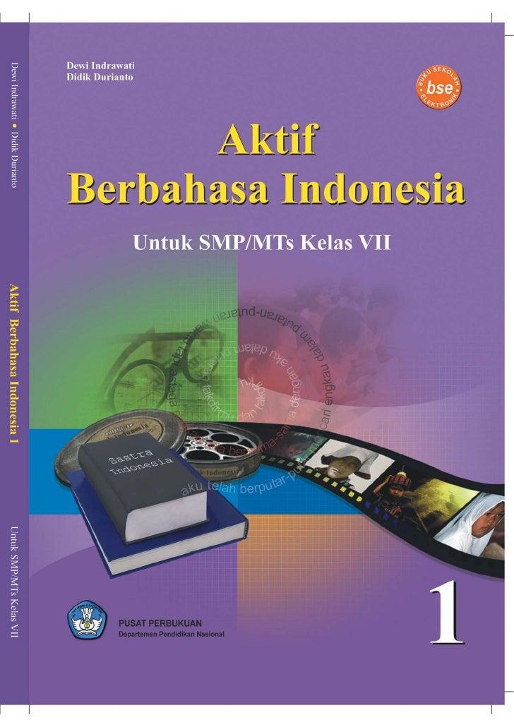 SMP-MTs kelas07 aktif berbahasa indonesia dewi
