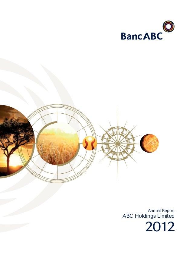 Abch annual report dec 2012 final