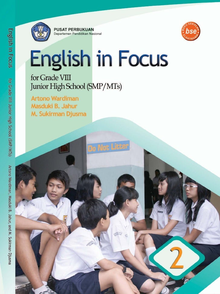 SMP-MTs kelas08 english in focus artono masduki sukirman