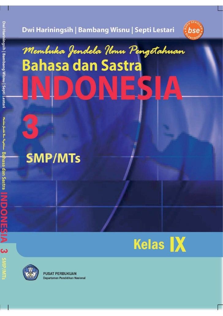 SMP-MTs kelas09 bahasa dan sastra indonesia 3 dwi septi