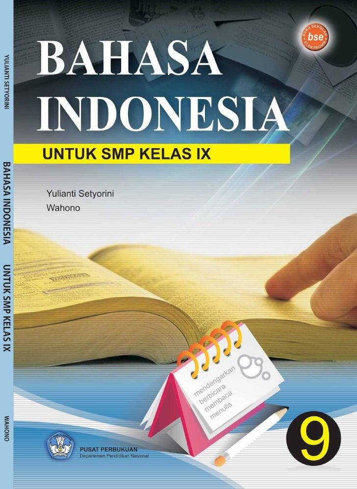 SMP-MTs kelas09 bahasa indonesia yulianti wahono