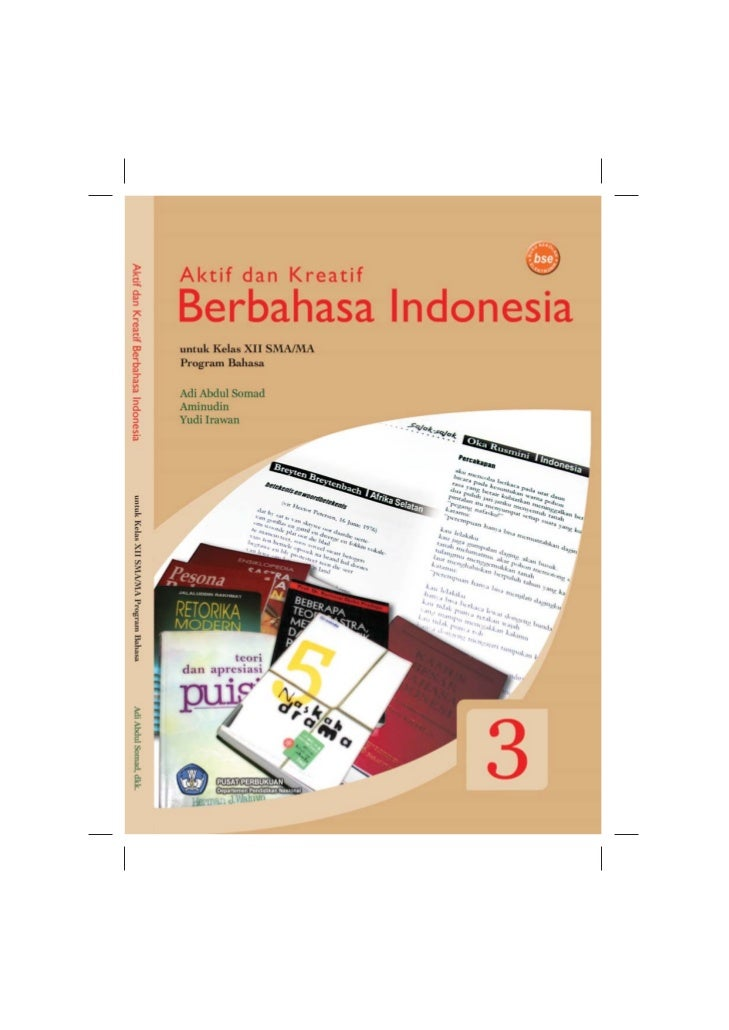 SMA-MA kelas12 program bahasa aktif dan kreatif berbahasa indonesia adi
