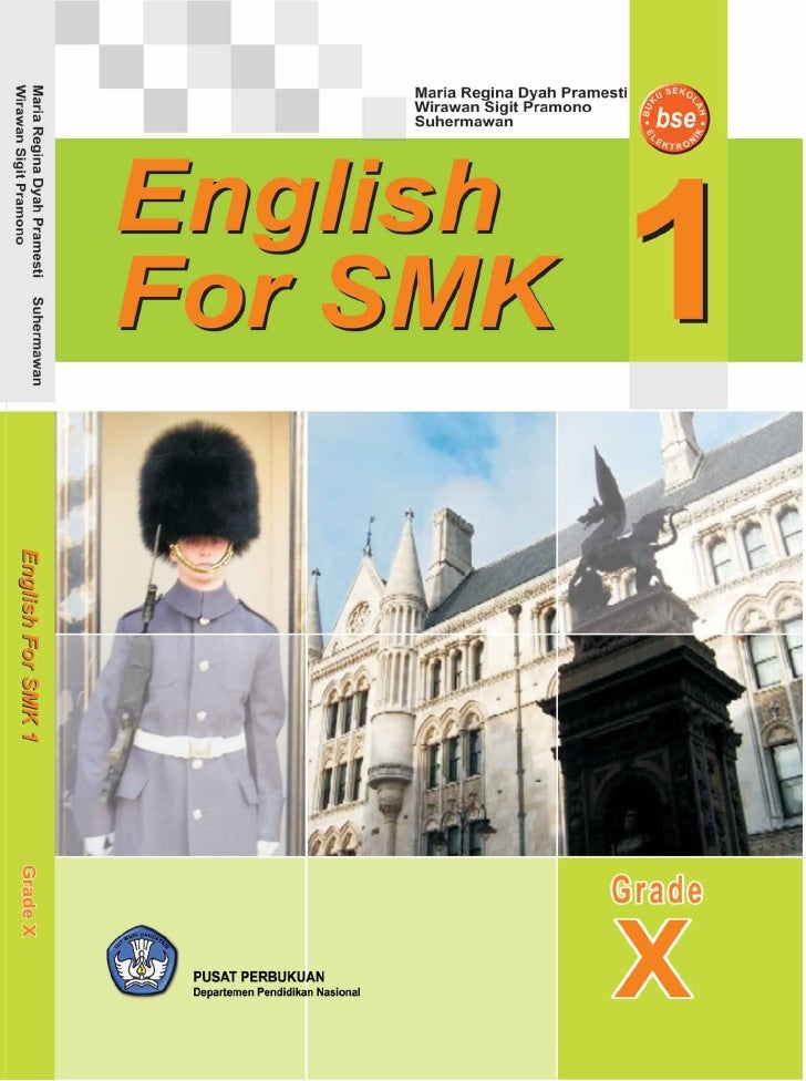 SMK-MAK kelas10 smk english for smk maria wirawan suherman