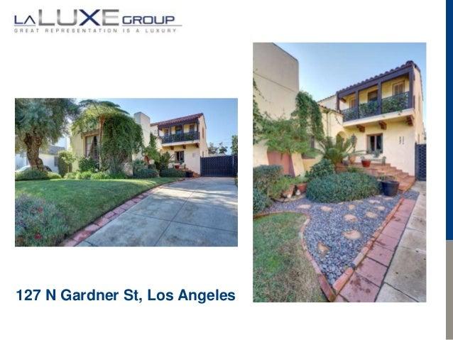 127 N Gardner St, Los Angeles