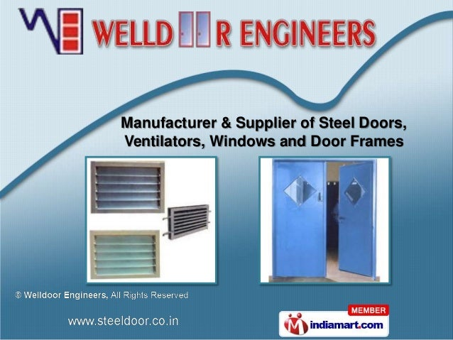 Welldoor Engineers Gujarat India