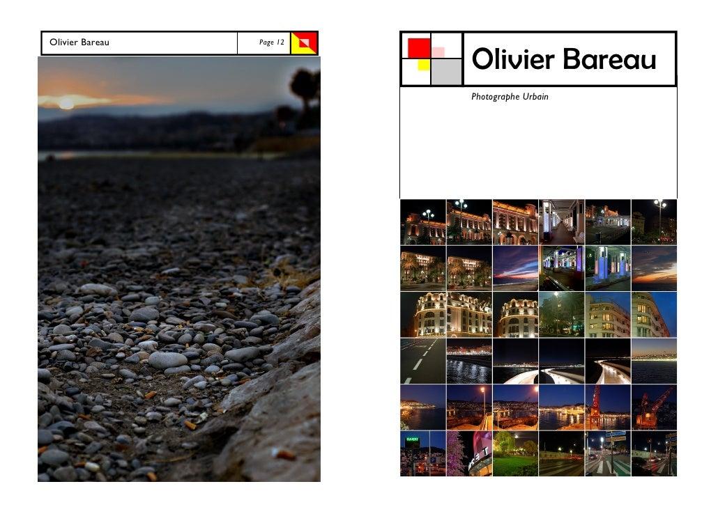 Olivier Bareau   Page 12                           Olivier Bareau                           Photographe Urbain