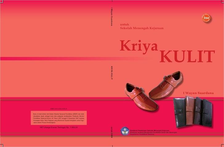 I Wayan Suardana                        untuk                    Sekolah Menengah Kejuruan                        Kriya   ...