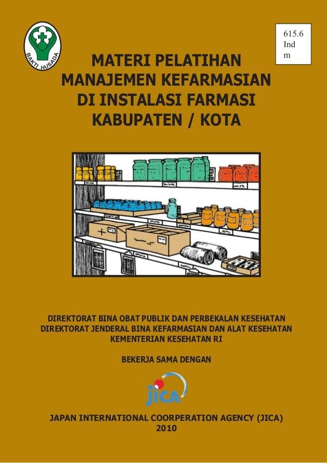 1290656847 materi pelatihan manajemen kefarmasian di instalasi farmasi kabupaten kota