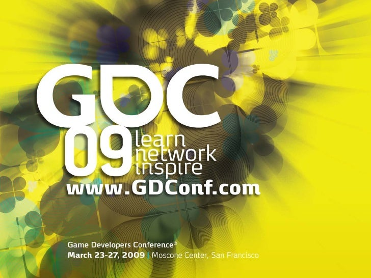 NVIDIA effects GDC09