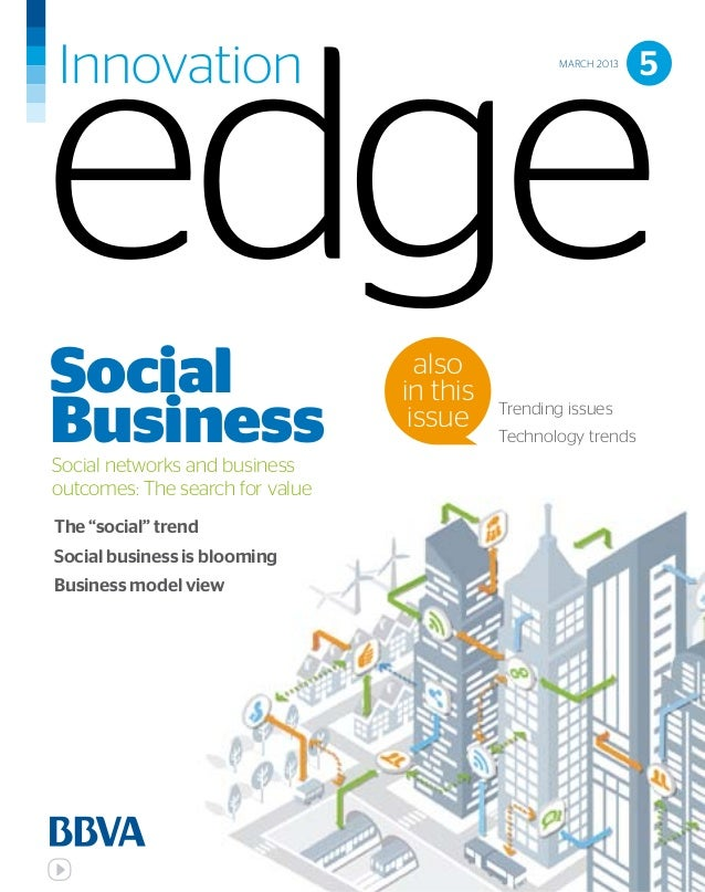 BBVA Innovation Edge. Social Business (English)
