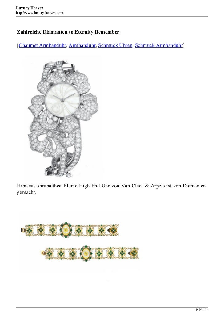 Luxury Heavenhttp://www.luxury-heaven.comZahlreiche Diamanten to Eternity Remember[Chaumet Armbanduhr, Armbanduhr, Schmuck...