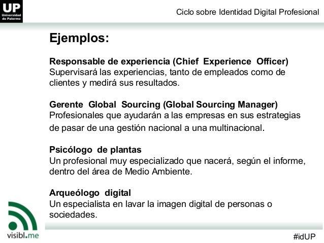 ciclo de identidad online personal - up 2014
