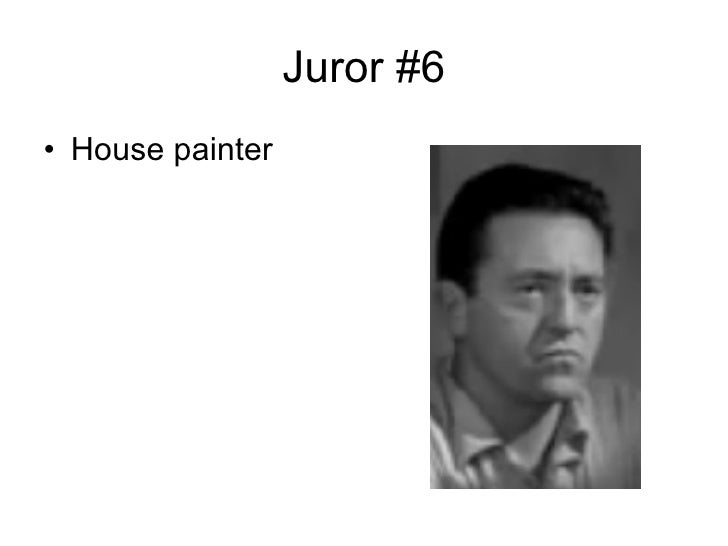 twelve angry men reflection b The men in the room had differing abilities, personalities, backgrounds and motivations in the movie in being in the jury all of the men in the beginning were primarily indifferent, and perhaps even quite a bit peer pressured into voting the decision as guilty.