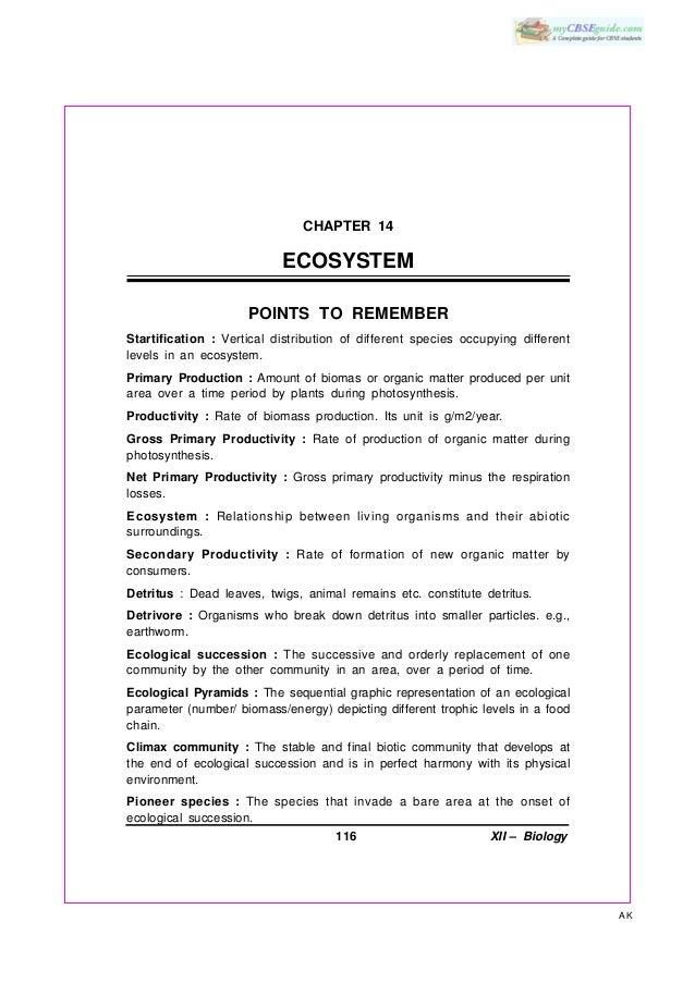 12 biology imp_q_ch14_ecosystem