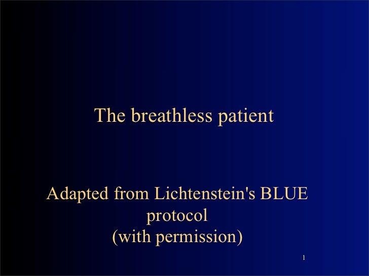 12 breathless algorithm
