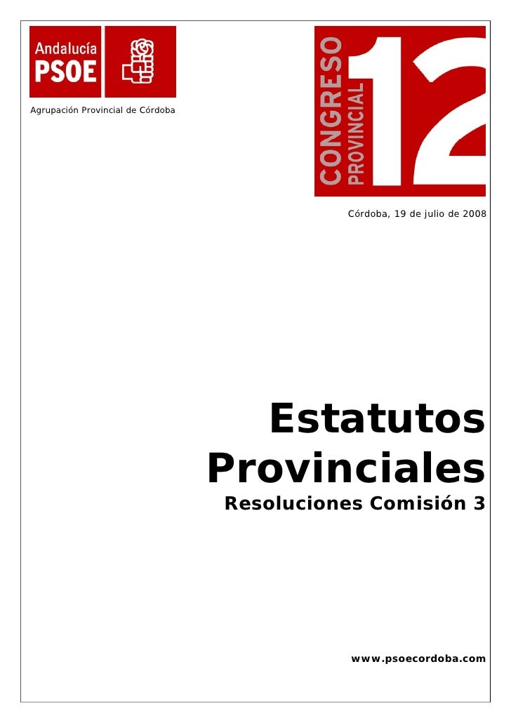 Agrupación Provincial de Córdoba                                                 ...