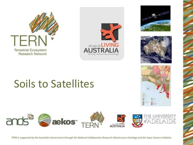 Craig Walker & Peter Doherty_Soils-to-Satellites: National capabilities working together to integrate diverse data for interdisciplinary science