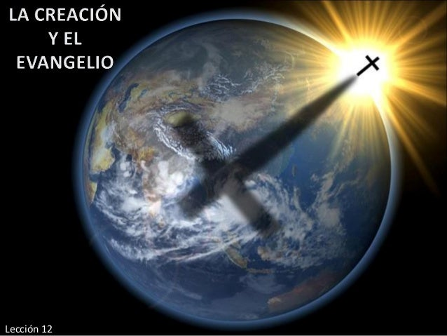 12 creacion y evangelio