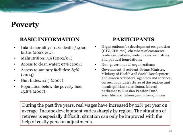 Corporate social responisbility and poverty help?