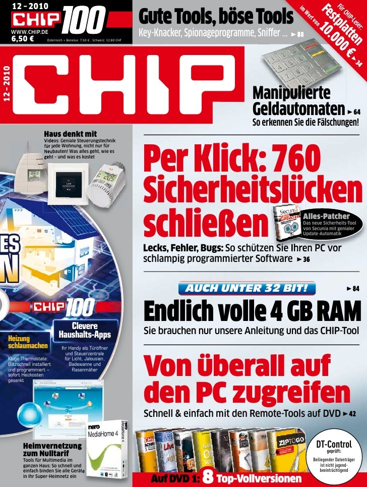 Chip Magazine dec-2010