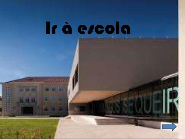 Ir à escola