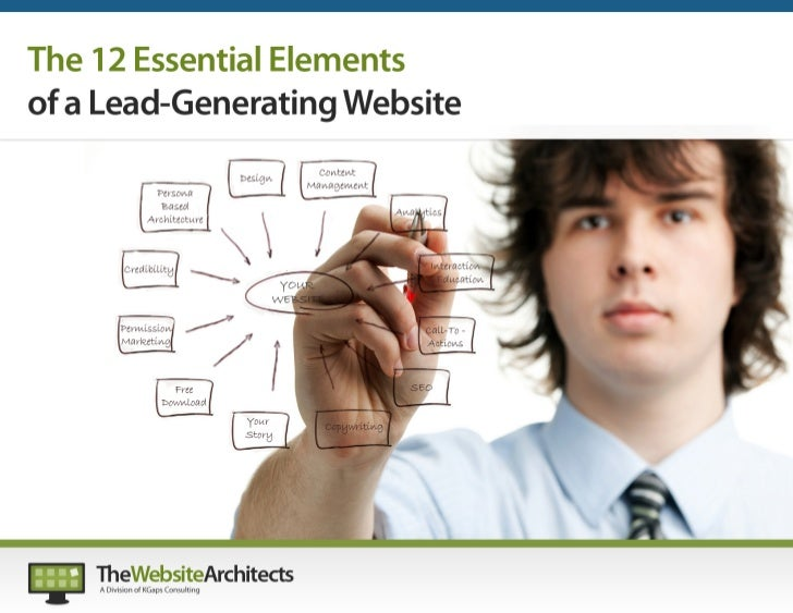 The 12 Essential Elements of a Lead-Generating Website