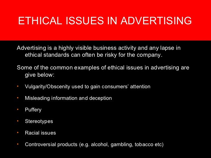 ethical issues in direct marketing Explore the ethical issues involved with setting and collecting fees, fee  of  services or direct solicitation of clients as declasse at the very least.