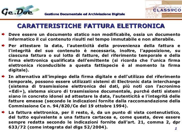 12   Fatturazione Elettronica   Leggi