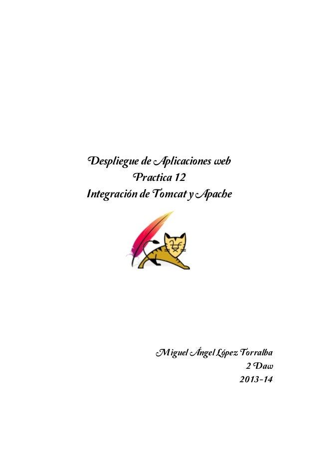 12integracion de tomcat con apache