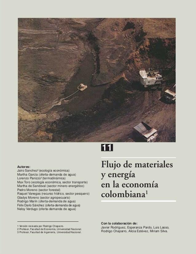 12 Materiales y energía Colombia
