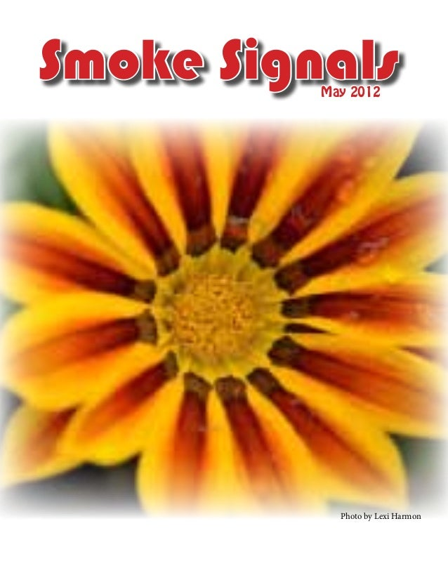 May 2012 Smoke Signals Issue 5